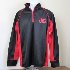 Other - Team USA Pullover Track Exercise Windbreaker